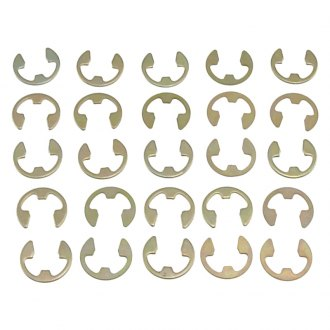Carlson® - Rear Drum Brake Shoe C-Washer Set