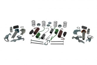 Carlson® H2312 - Rear Drum Brake Hardware Full Kit