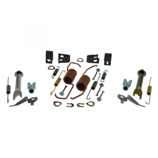 Drum Brake Hardware Kit Rear Carlson 17321