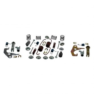 Carlson® - Pro Rear Drum Brake Hardware Kit