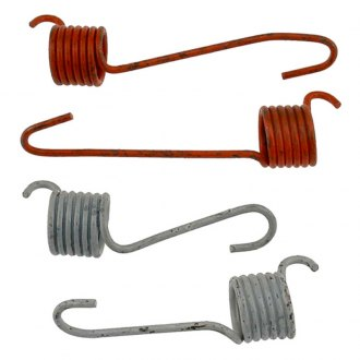 Carlson® - Rear Drum Brake Return Spring Kit