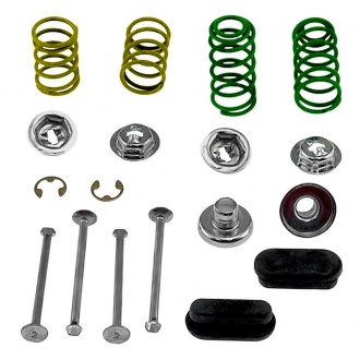 Carlson® - Rear Brake Shoes Hold Down Kit