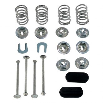 Carlson® - Brake Shoe Spring Hold Down Pin Clip Kit