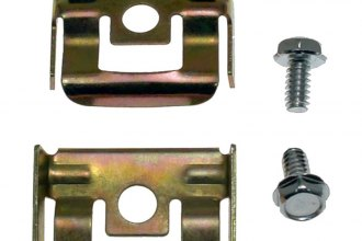 Carlson® - Rear Parking Brake Shoes Hold Down Kit