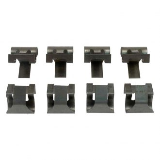 Carlson® - Front Disc Brake Anti-Rattle Clips