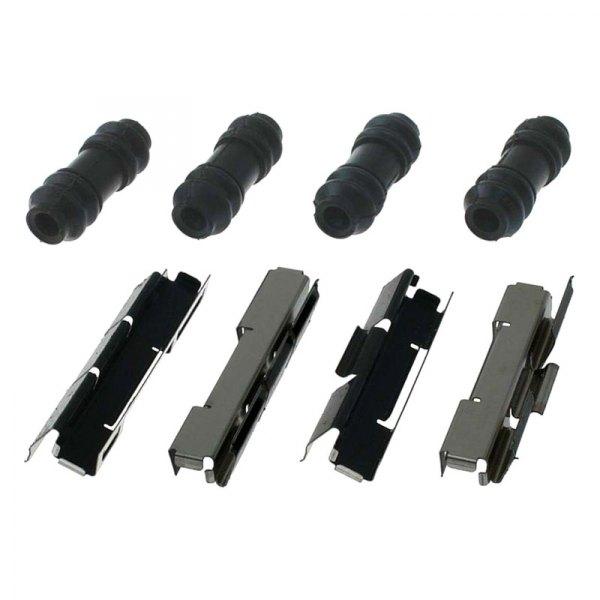 Carlson Quality Brake Parts H5691Q Disc Brake Hardware Kit