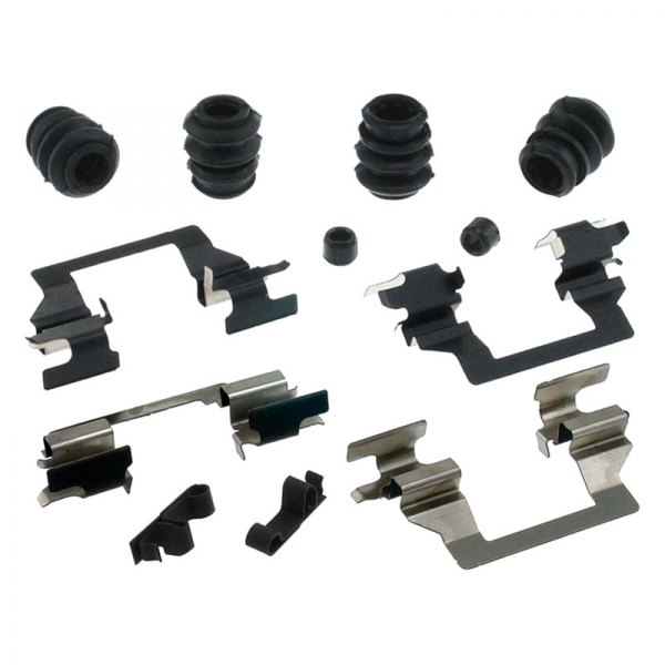 carlson chevy malibu 2008 disc brake hardware kit. Black Bedroom Furniture Sets. Home Design Ideas