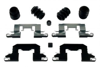 Carlson® - Front Disc Brake Hardware Kit