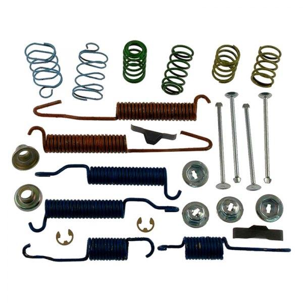 Drum Brake Hardware Kit Rear Carlson H7208