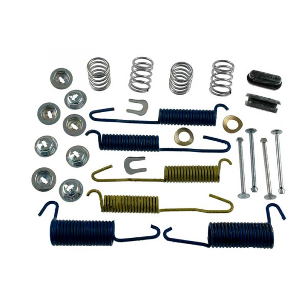 Carlson Quality Brake Parts H7316 Rear Drum Hardware Kit