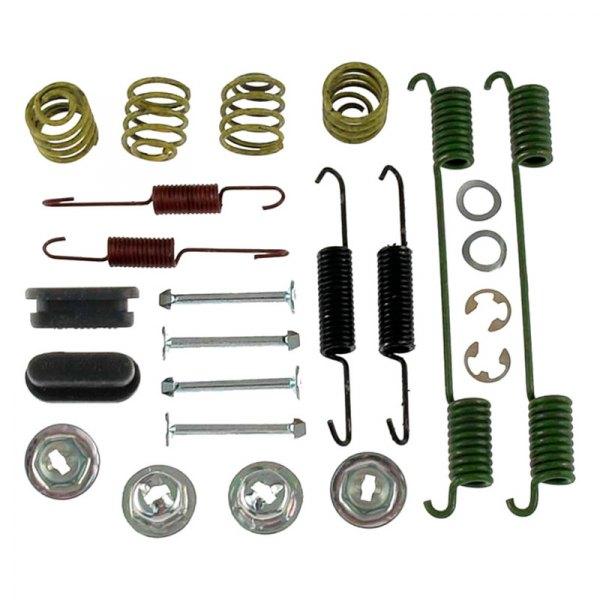 Carlson Quality Brake Parts H7264 Rear Drum Hardware Kit