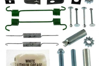 Carlson® - Rear Parking Brake Hardware Kit