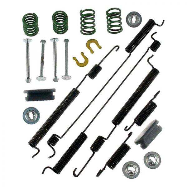 simetriaoptica.com Complete Rear Brake Drum Hardware Kit for ...