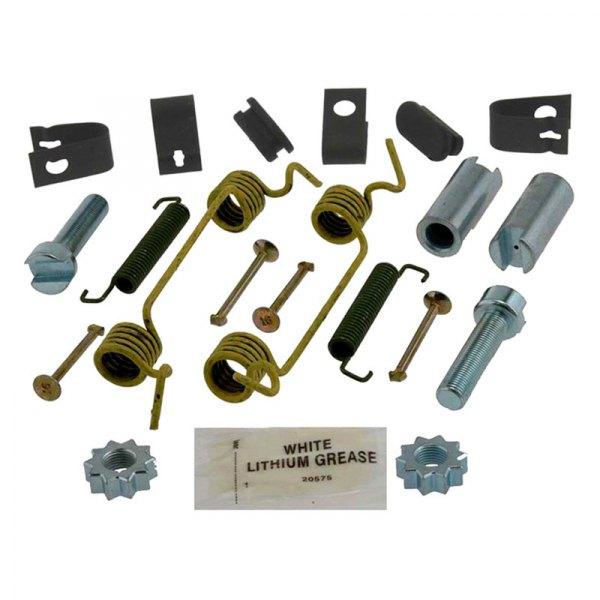Carlson 174 h7334 ford f 150 2012 2013 rear parking brake hardware kit