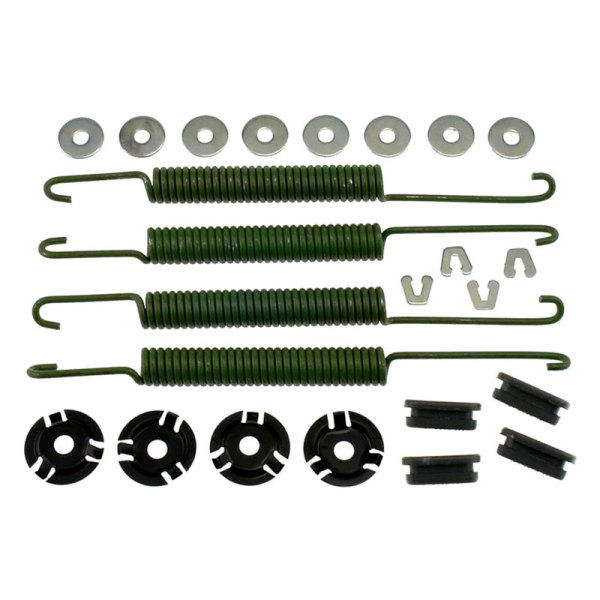 Carlson® - All-In-One Front Drum Brake Hardware Kit