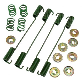 Carlson® - All-In-One Rear Drum Brake Hardware Kit