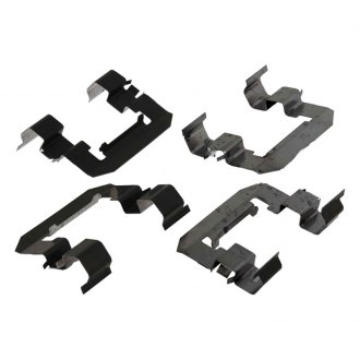 Carlson® - Front Disc Brake Pad Installation Kit