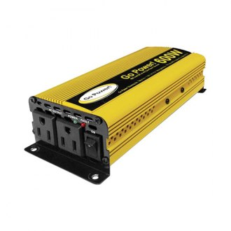 Carmanah® - Go Power™ Modified Sine Wave Inverter