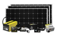 Carmanah® - Go Power™ Solar Charging System
