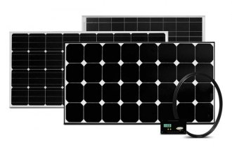 Carmanah® - Go Power™ Solar Kit