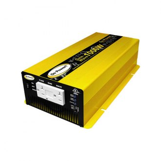 Carmanah® - Go Power™ Modified Sine Wave Inverter (1000W)