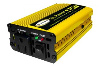 Carmanah® GP-175 - Go Power™ Modified Sine Wave Inverter (175W)