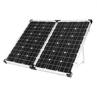 Carmanah® - Go Power™ Portable Folding Solar Kit (120W)