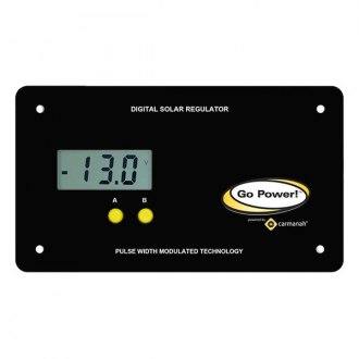 Carmanah® - Go Power™ Digital Solar Controller