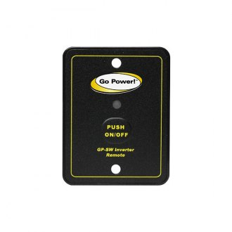 Carmanah® - Go Power™ Remote (for GP-SW1500 12, 24V)