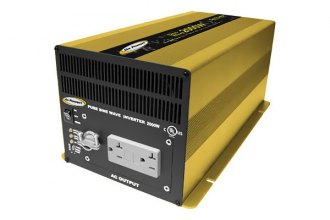 Carmanah® GP-SW2000-12 - Go Power™ Pure Sine Wave Inverter (2000W, 12V)