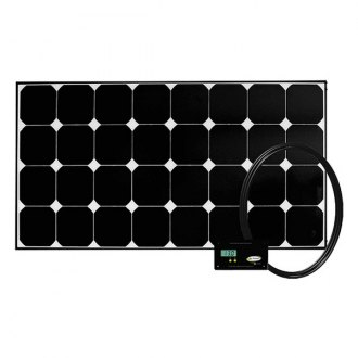 Carmanah® - Go Power™ 95W Solar Retreat Kit