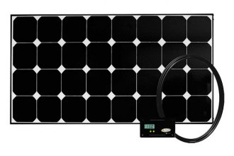 Carmanah® RETREAT/GP-RV-95 - Go Power™ Solar Retreat Kit (95W)