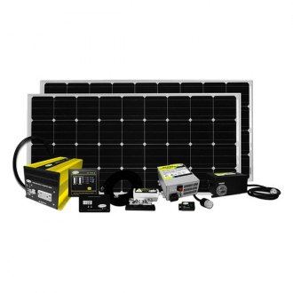 Carmanah® - Go Power™ Elite Solar Charging System (320W, 18.3Amp)