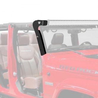 "CARR® - XRS Series Rota Windshield Frame Mount for Up to 50"" Lights"