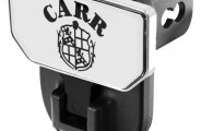 CARR� - HD Hitch Step with CARR Logo