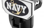 CARR® - HD Hitch Step with U.S. Navy Logo