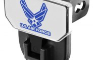 CARR® - HD Hitch Step with U.S. Air Force Logo