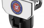 CARR® - HD Hitch Step with U.S. Coast Guard Logo