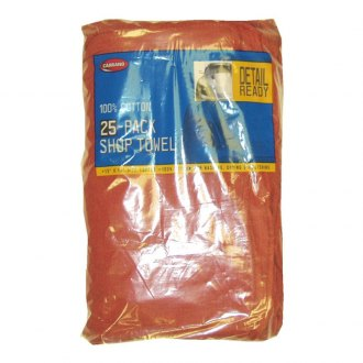 Carrand® - Bagged Shop Towels
