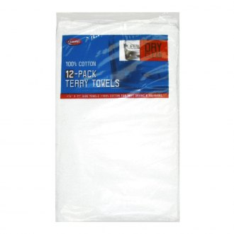 Carrand® - Bagged Cotton Terry Towels