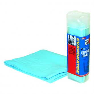 Carrand® - Evaporator PVA™ Drying Towel with Wipeout Blade Canister