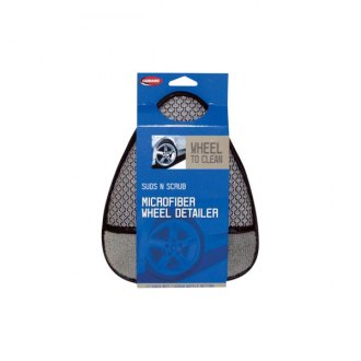 Carrand® - Microfiber Wheel Wedge 2-sided Detailer