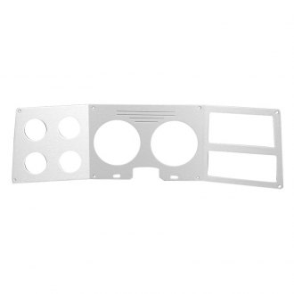 Carriage Works® - 1-Pc Brushed Billet Dash Panel