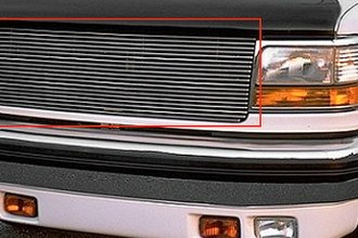 Carriage Works® 40022 - Polished Billet Main Grille