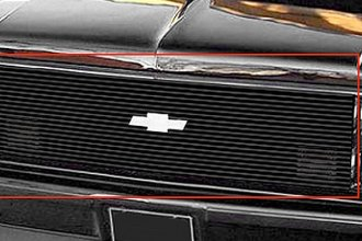 Carriage Works® - Black Billet Main Grille