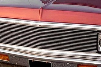 Carriage Works® - 1-Pc Billet Grille