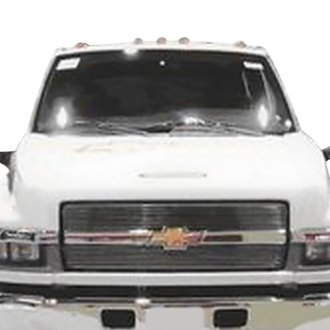 Carriage Works® - 2-Pc Brushed Billet Main Grille