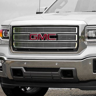 Carriage Works® - 4-Pc Polished Billet Grille