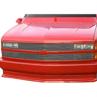 Carriage Works® - Phantom Style Polished Billet Main Grille