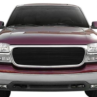 Carriage Works® - Black Billet Grille